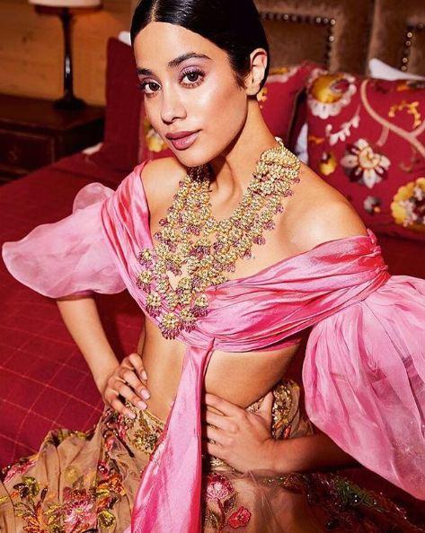 Janhvi Kapoor,Dharma Productions, Ishaan Khattar, Hottest pictures of Janhvi Kapoor, Latest pictures of Janhvi Kapoor, Dhadak,Jhanvi Kapoor, Latest news, Bollywood, movies, HD Images, style, fashion, makeup, photoshoot