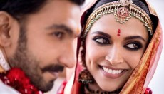 reception, Ranveer Singh, Deepika Padukone, movies, Bollywood, wedding, Italy, Anand Karaj, Sikh groups, Hindus, Hinduism, mehendi pics, latest pics, news, HD Images, photos, Padmaavat, Goliyon Ki Rasleela Ram‑Leela, Bajirao Mastani, saree, makeup, style,