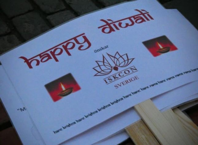 Diwali, Hinduism, Sweden, Namta Gupta, Chitra Paul, Hindu Forum Sweden, Hindus In Sweden,
