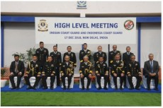 Indian Coast Guard, Indonesia Coast Guard ,BAKAMLA, Admiral A Taufiqoerrochman, India, Indonesia,Asian Coast Guards, HACGAM,