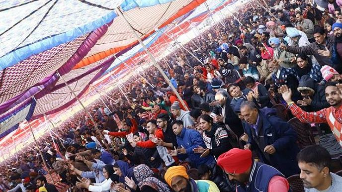 Hindus, Sikhs, Christianity, Healing programs, India, Christian, Pastor Ankur Narula, Punjab, Dalit, Scheduled Caste
