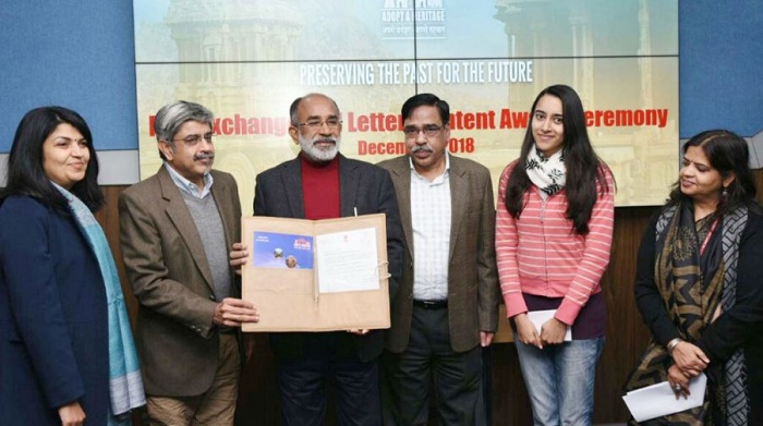 Minister of State for Tourism, K J Alphons,Mobile Audio Guide App, Tourism, India,