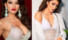 Urvashi Rautela , Virgin Bhanupriya, Telugu movie, Black Rose, bikini pictures, latest news, movies