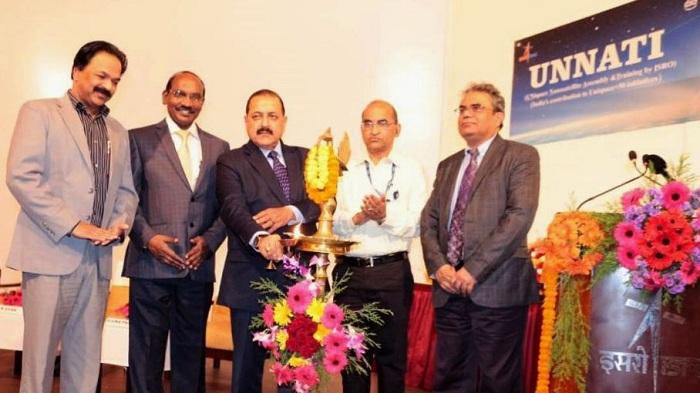 Chandrayan Mission, UNNATI, ISRO,Unispace Nanosatellite Assembly & Training