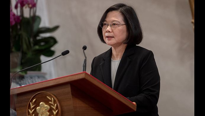 President , Taiwan, Tsai Ing-wen , China, President Xi Jinping, Democracy, Communism, Communist regime,1992 Consensus, one country, two systems