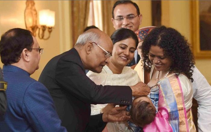 Polio vaccine, India,Gavi