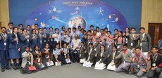 Indian Space Research Organisation ,ISRO,Samwad with Students,SwS, education, Dr K Sivan ,Anthariksh Bhavan