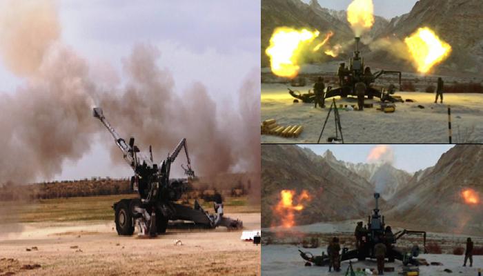 Dhanush Artillery Gun, India, defence, details,
