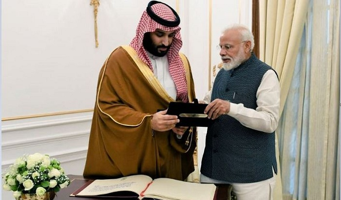 Saudi Arabia, India, Indian prisoners, investment, trade, commerce,energy, refining, petro-chemicals, infrastructure, agriculture, manufacturing, tourism, housing