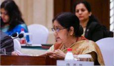 External Affairs Minister , Pakistan, Jaish e Mohammad, terrorists, Balakot, casualities, India, Sushma Swaraj , Russia, China,terrorism