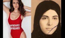 Mandana Karimi, Bollywood, Movies, Iran, Bikini pics, HG Images, photos, Burqa