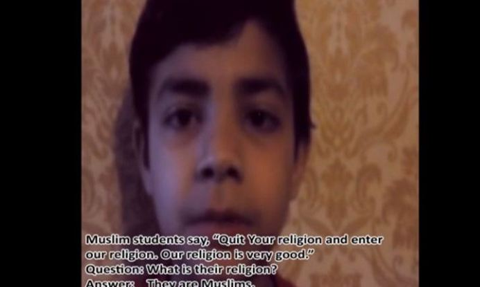 True story of a Pak Hindu boy who was arrested for blasphemy and
