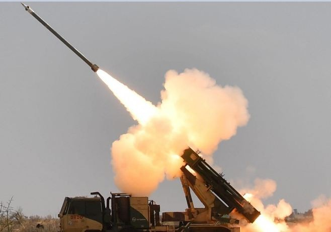 Guided PINAKA, India, weapon system, DRDO, defence