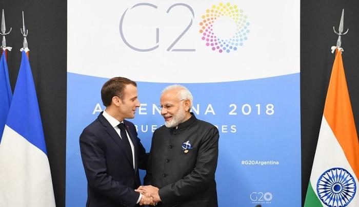France, Pakistan, Masood Azhar,French Foreign Minister ,Le Drian, India, Balakot, Sushma Swaraj,
