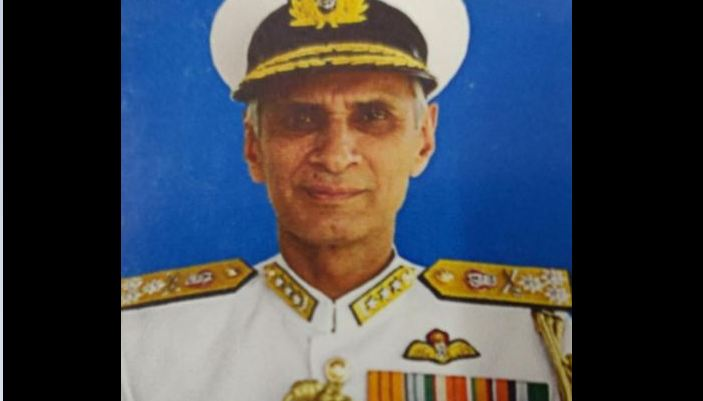 Vice Admiral Karambir Singh , Indian Navy, India, Indian Navy