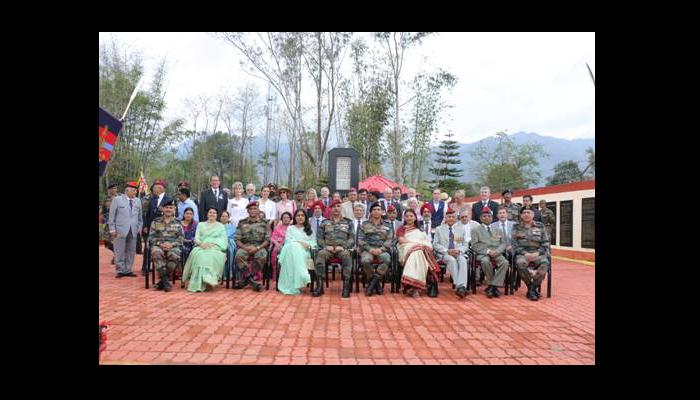 Battle , World War II, WWII, Kangla Tongbi, Manipur, India, British, Fierce Battles, Indian Army,