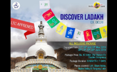 Ladakh tour, Tibetan Buddhist monasteries, Ladakh, Leh, Delhi, travel, torusicm, IRCTC package, flight details, Go Air,