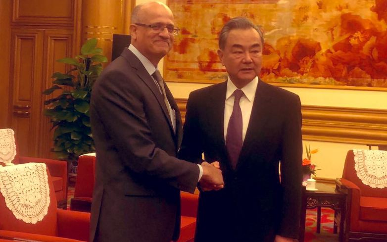 Foreign Secretary, Vijay Gokhale, New Delhi Beijing, China, India
