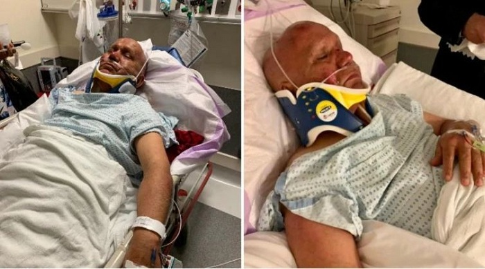 Hindu priest attack, USA, Hinduphobia, Trump, Hate crimes, Hindus, Hinduism, Dhriti Narayan